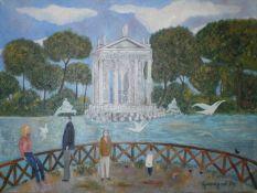 Famiglia Villa Borghese